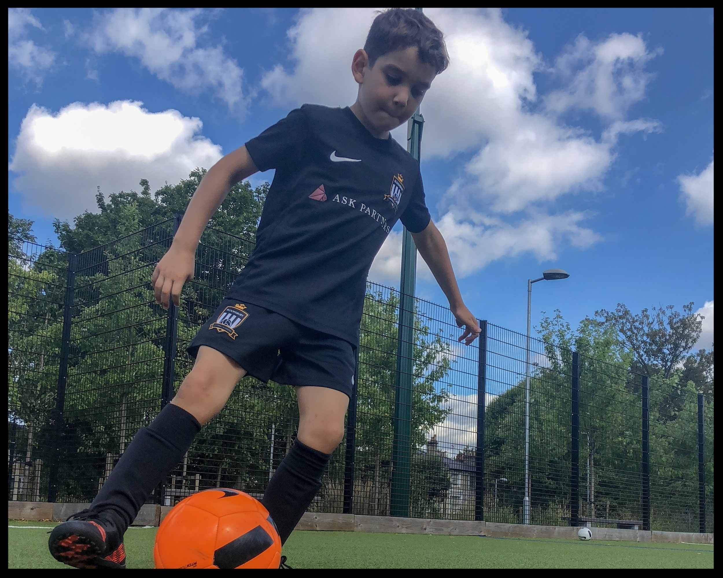 FOOTBALL, FUTSAL & MULTI-SPORTS COURSE - HARRIS ACADEMY, ST JOHN'S WOOD, MARLBOROUGH HILL, NW8 0NLOutdoor 3g astroturf pitch & indoor sports hall9AM - 4PM (EXTENDED DAYS AVAILABLE)WEDNESDAY 2ND JANUARY - FRIDAY 4TH JANUARY 2019AGES: 4 -13 (School Years: YEAR 1 - 8)PRICE: £40 PER DAY (FINANCIAL ASSISTANCE AVAILABLE)