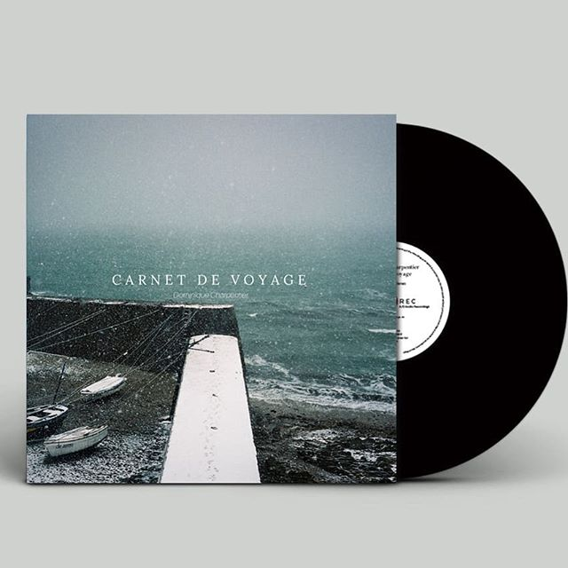 """Pre-order day! Grab one of the strictly limited vinyl edition for the new @dominique_charpentier piano solo album """"Carnet de Voyage""""! The album will be officially released next Oct 26th. Link to Pre-orders in bio.  #pianosolo #vinyl #memorec"""