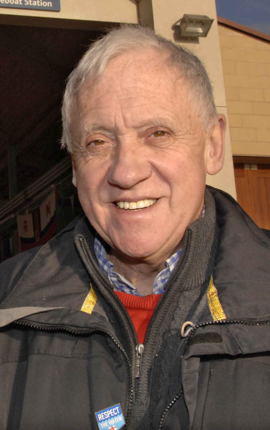 Harry Gration (to order photos ring 353597)