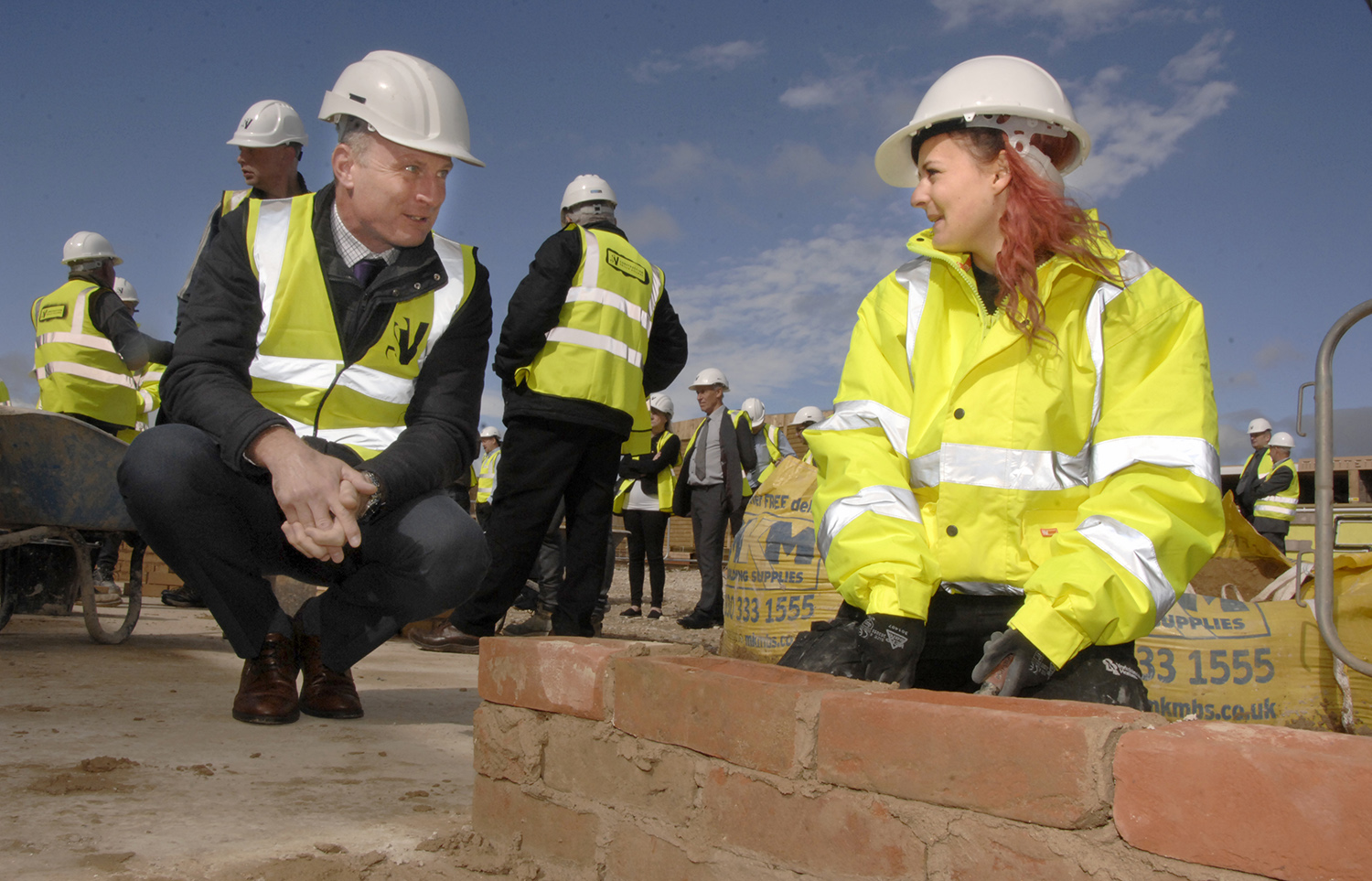 Alan Glew of Coast and Country Housing talks to Savannah Craigs of Yorkshire Coast Homes