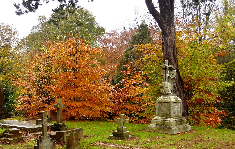 Manor Road cemetery