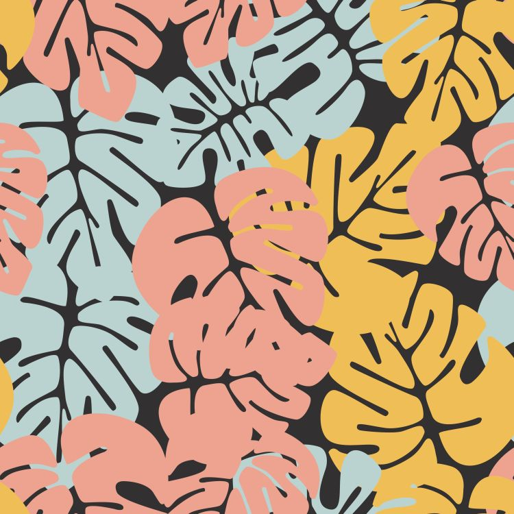 Tropical pattern 010