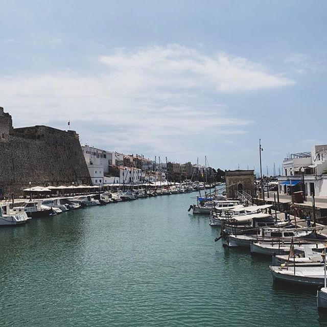 Island life and tapas in Ciutadella
