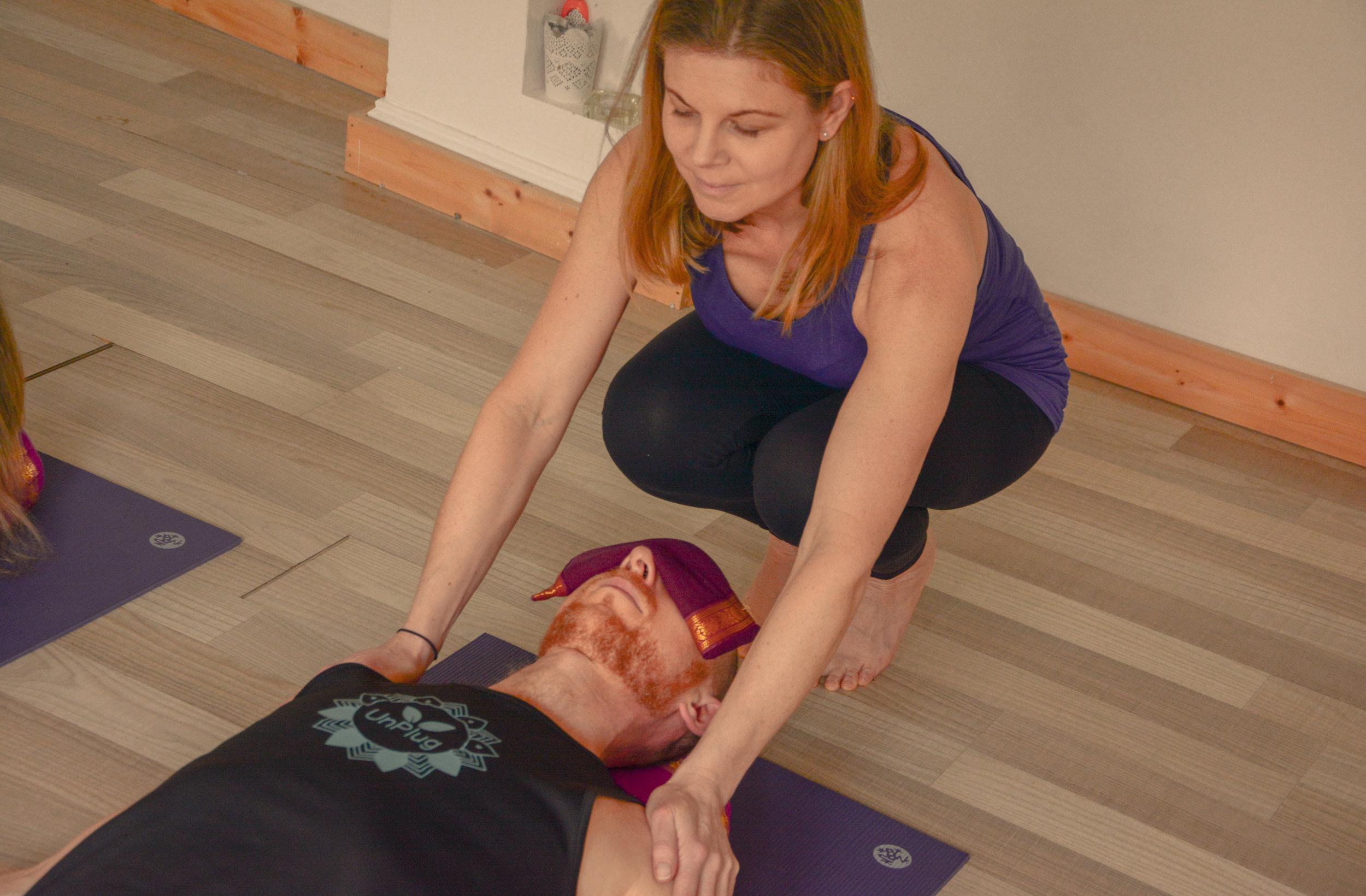 yoga-adjustment