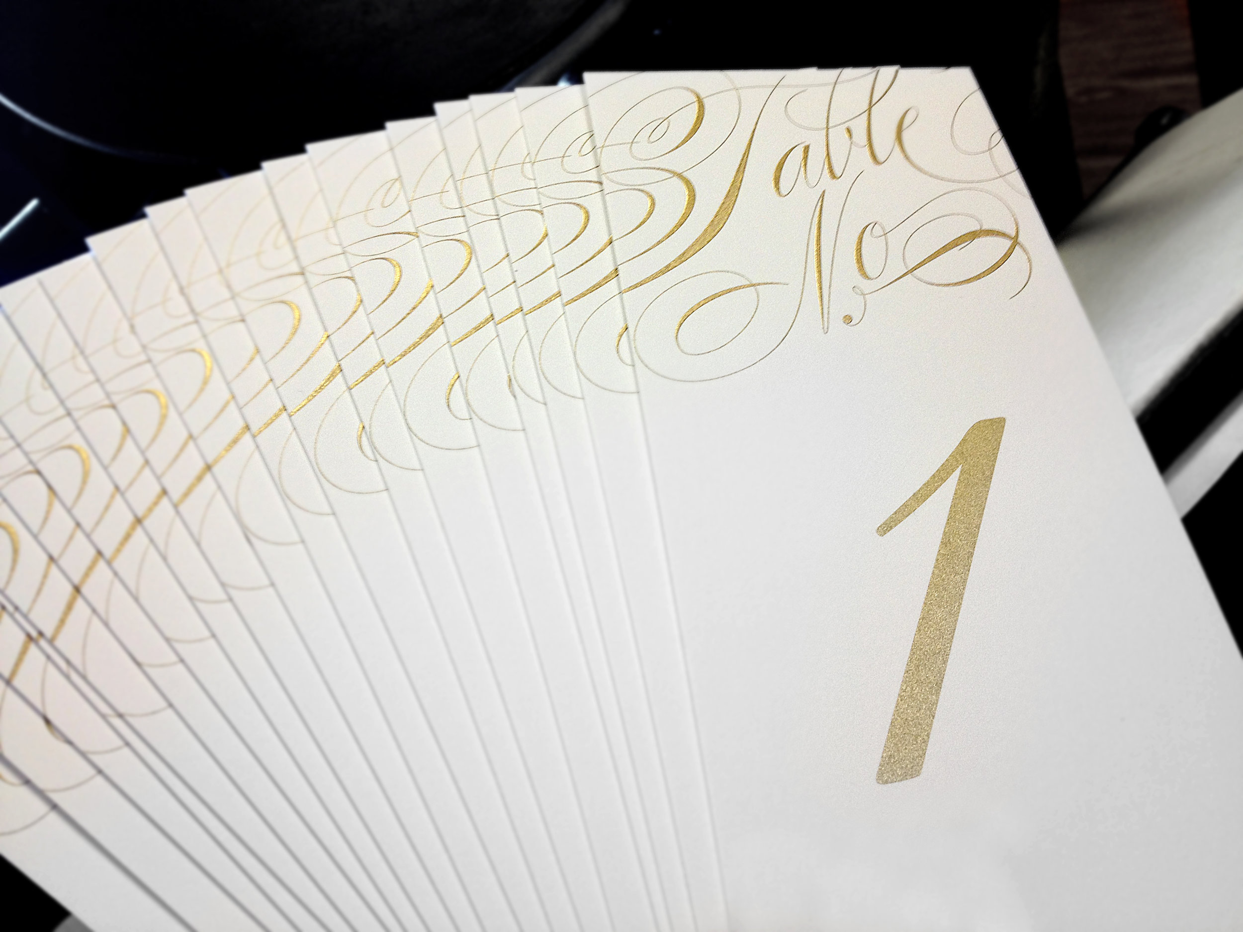 table-numbers-gold-engraved-silkscreened-handmade-paper-cotton-heavy.JPG