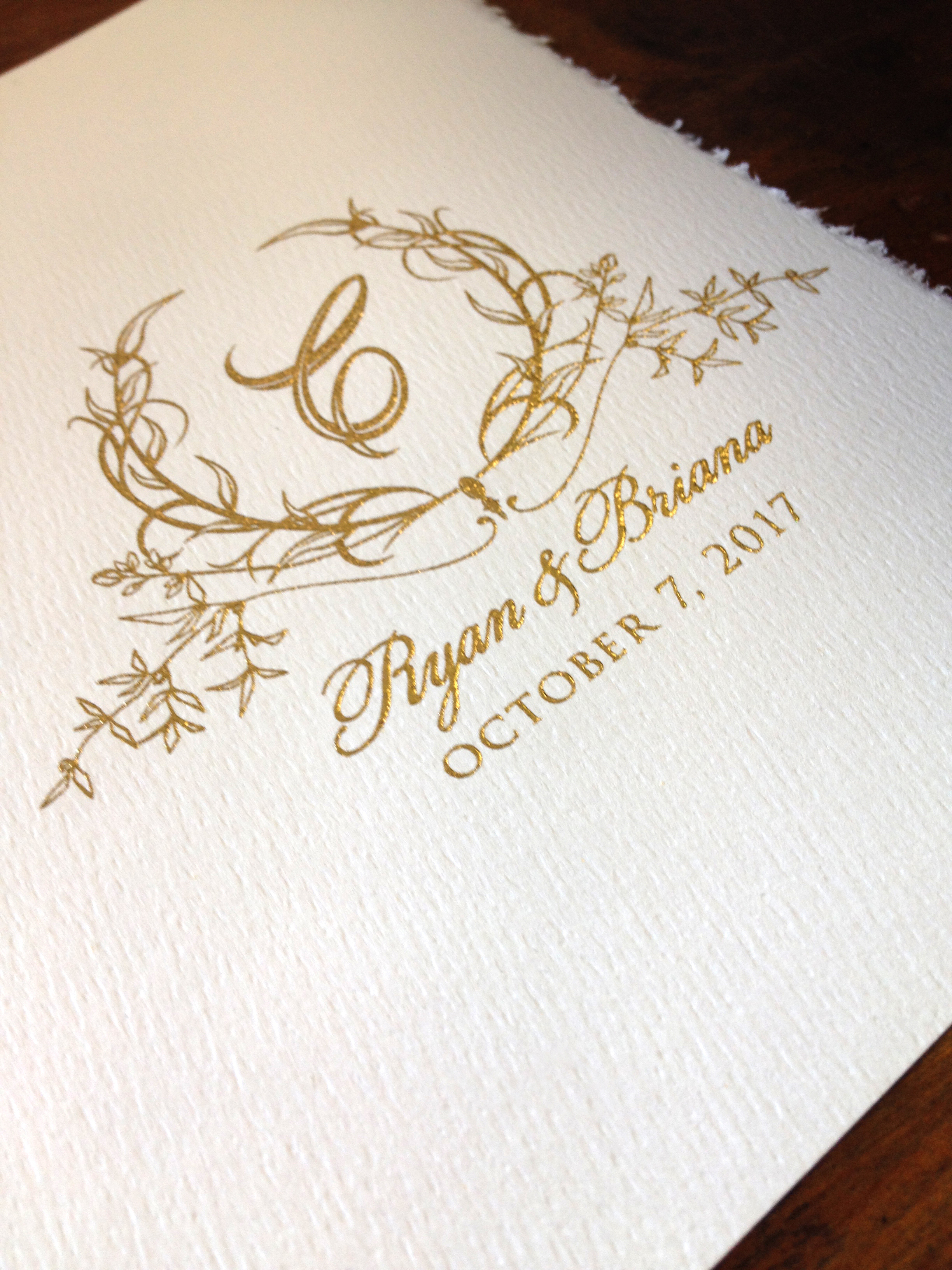 caligraphy-gold-thermnography-deckle-paper-texture.JPG