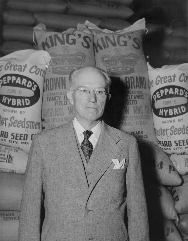 Douglass W. King circa 1949.