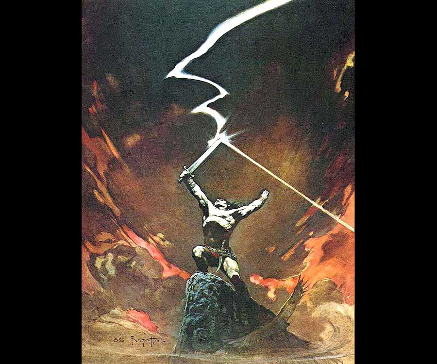 Frank Frazetta-Against The Gods.jpg