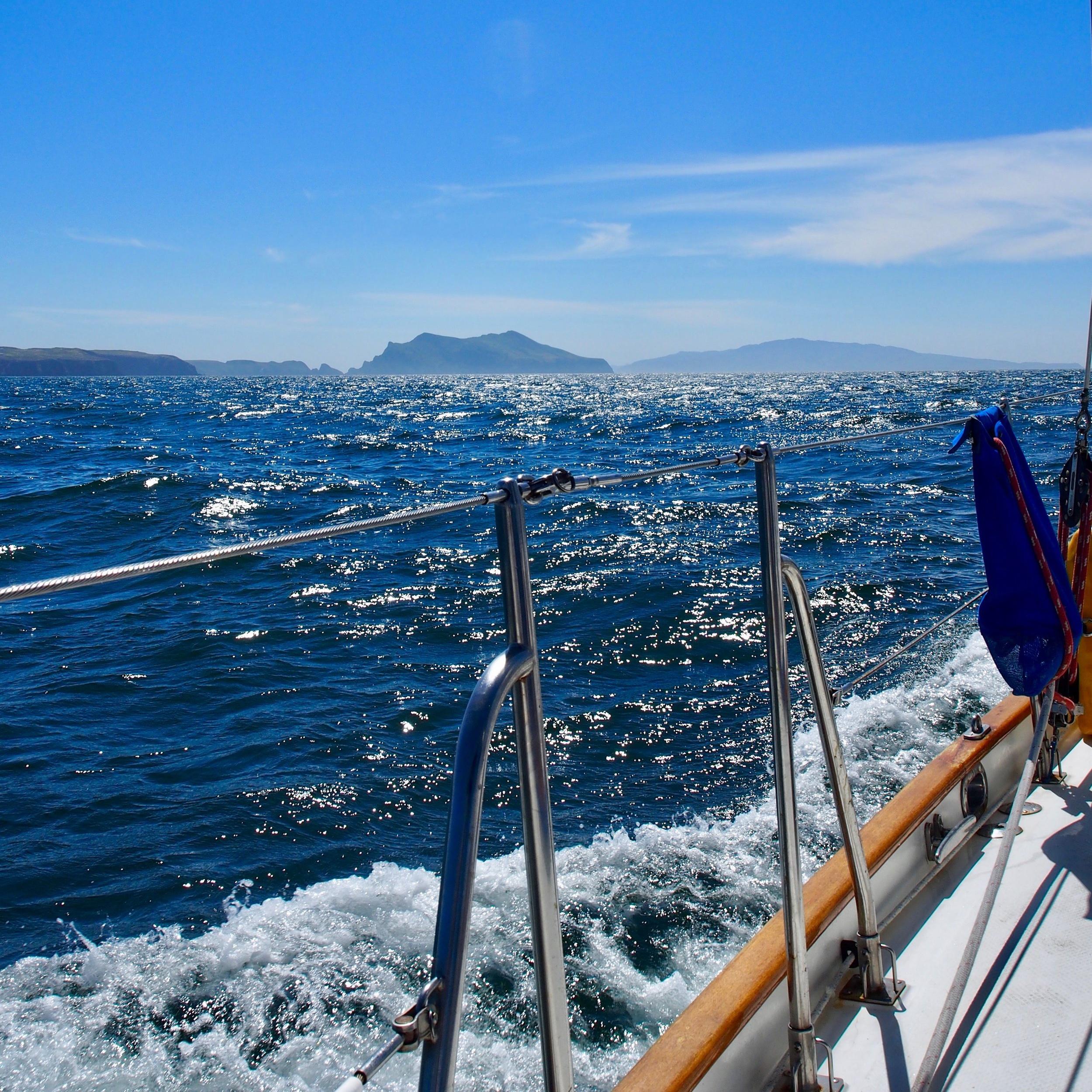 Monterey to Santa Barbra -