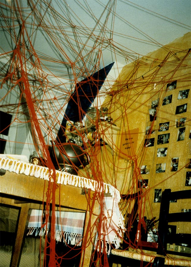 Dresden, Alaunstraßen WG, 2000