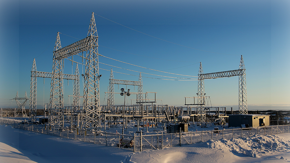 <strong>GRANITE CANAL SUBSTATION</strong><p>Bay d'Espoir, NL</p>