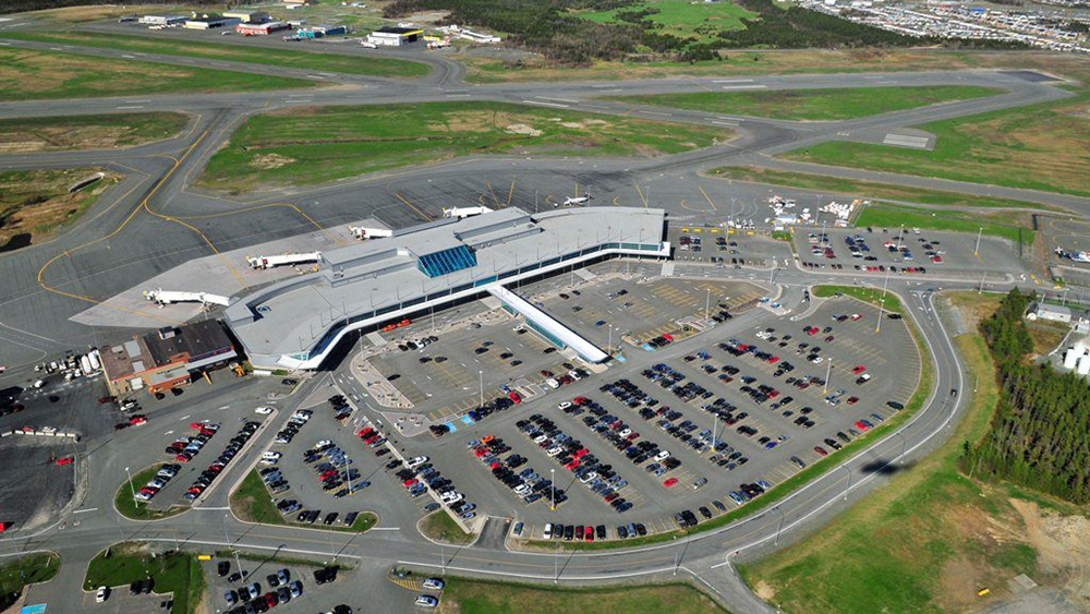 <strong>SJIA TERMINAL</strong><p>St. John's, NL</p>