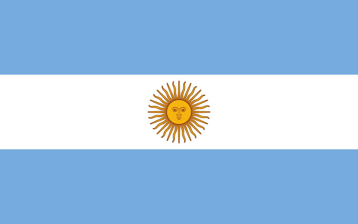 """<h2><font size=""""6"""">Argentina</font></h2>"""