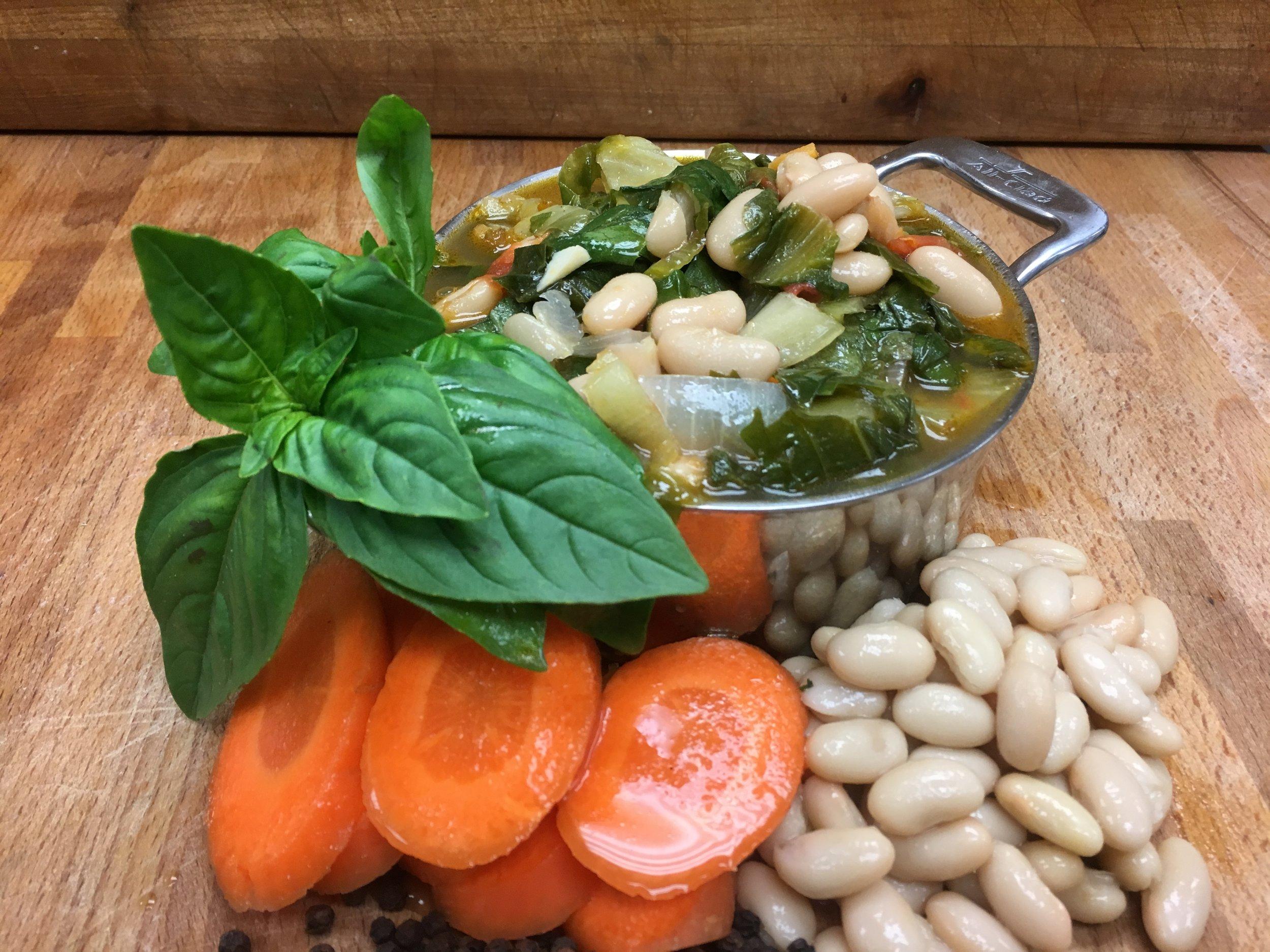 Escarole & Bean