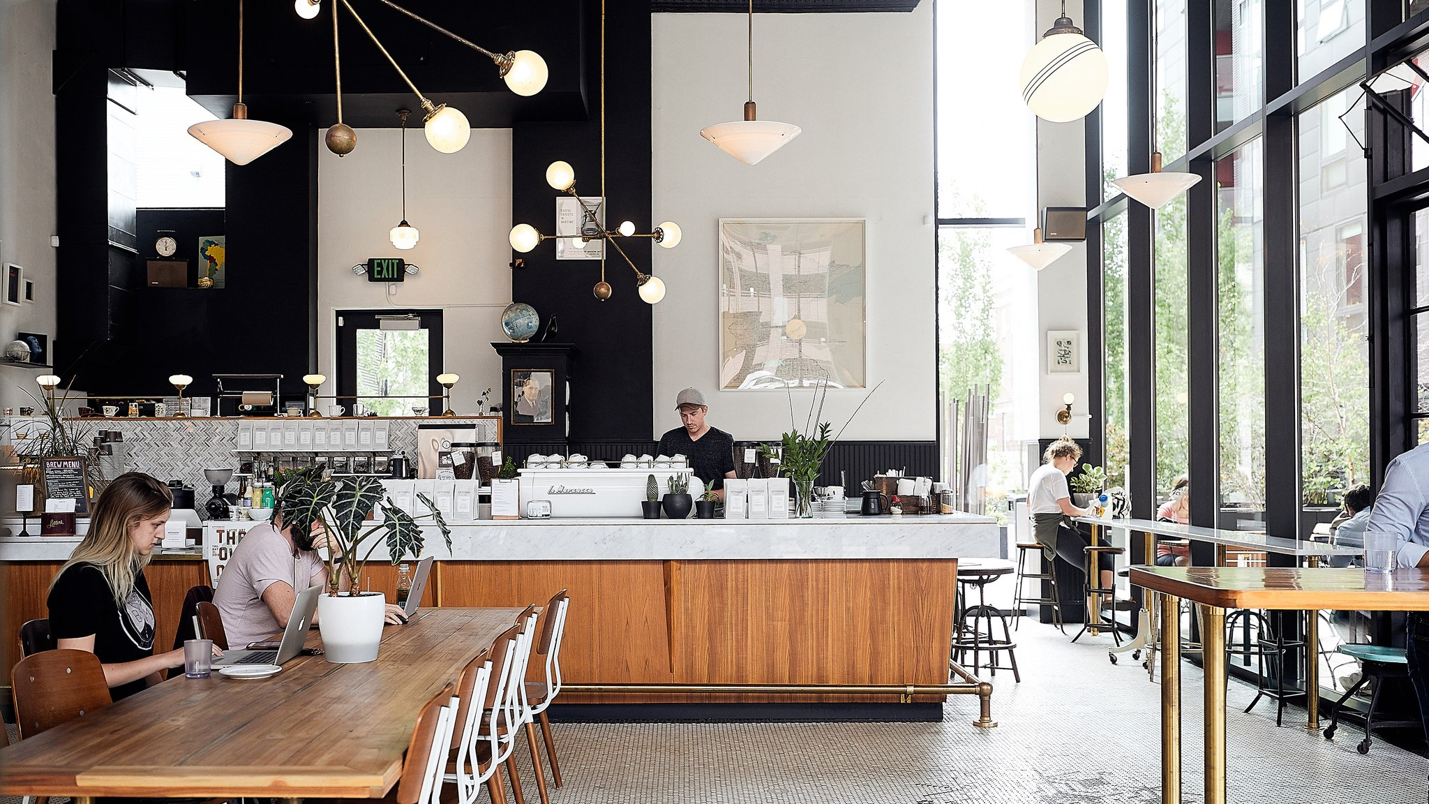 Spyhouse Coffee North Loop
