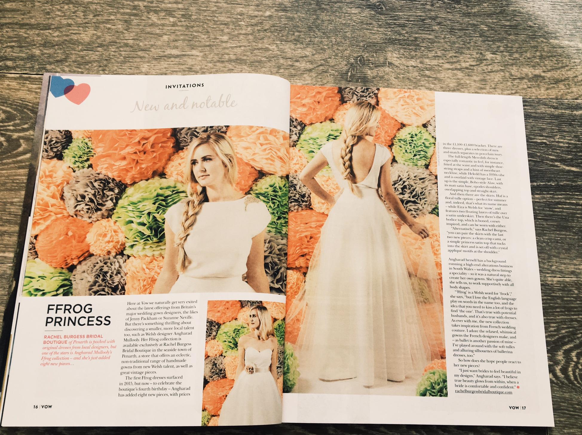 Vow Magazine
