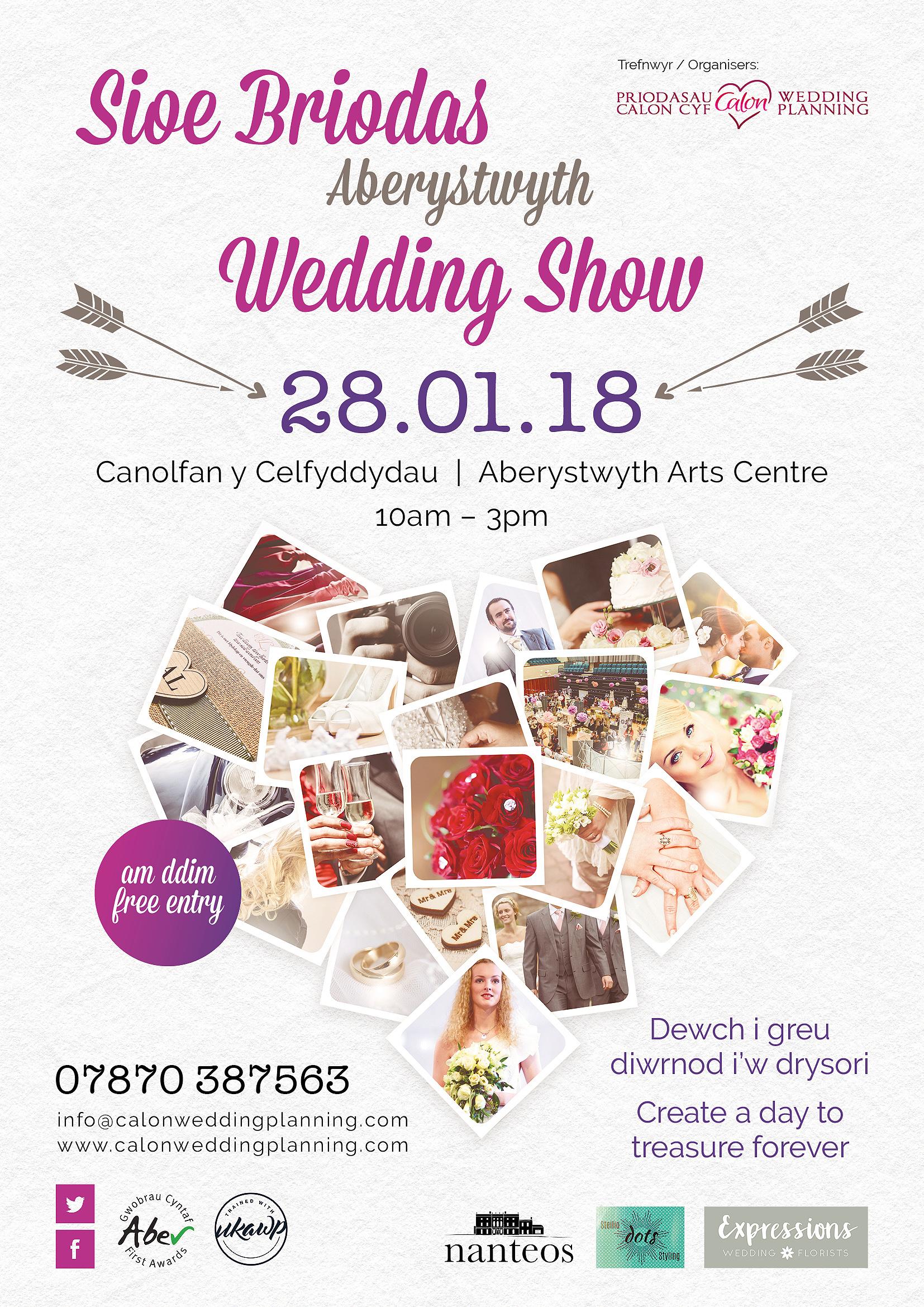 Aberystwyth Wedding Fayre