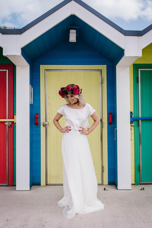 Rachel Burgess Bridal Boutique - Bridal Separates - Handmade Wedding, Boho wedding dress. Frankie Separates.jpg