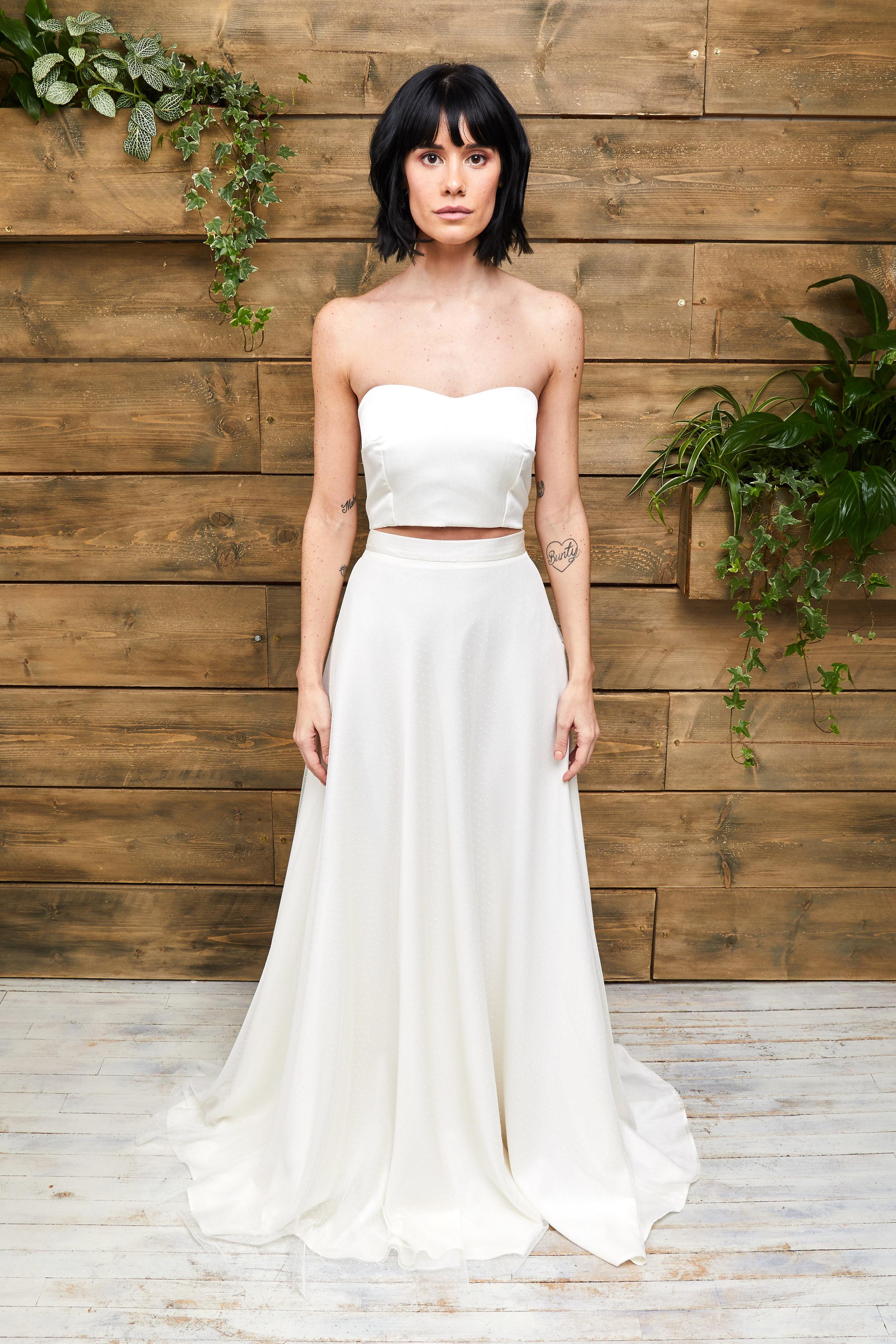 Anya Bodice, Rachel Burgess Bridal Boutique - Bridal Separates - Handmade Wedding, Boho wedding dress..jpg