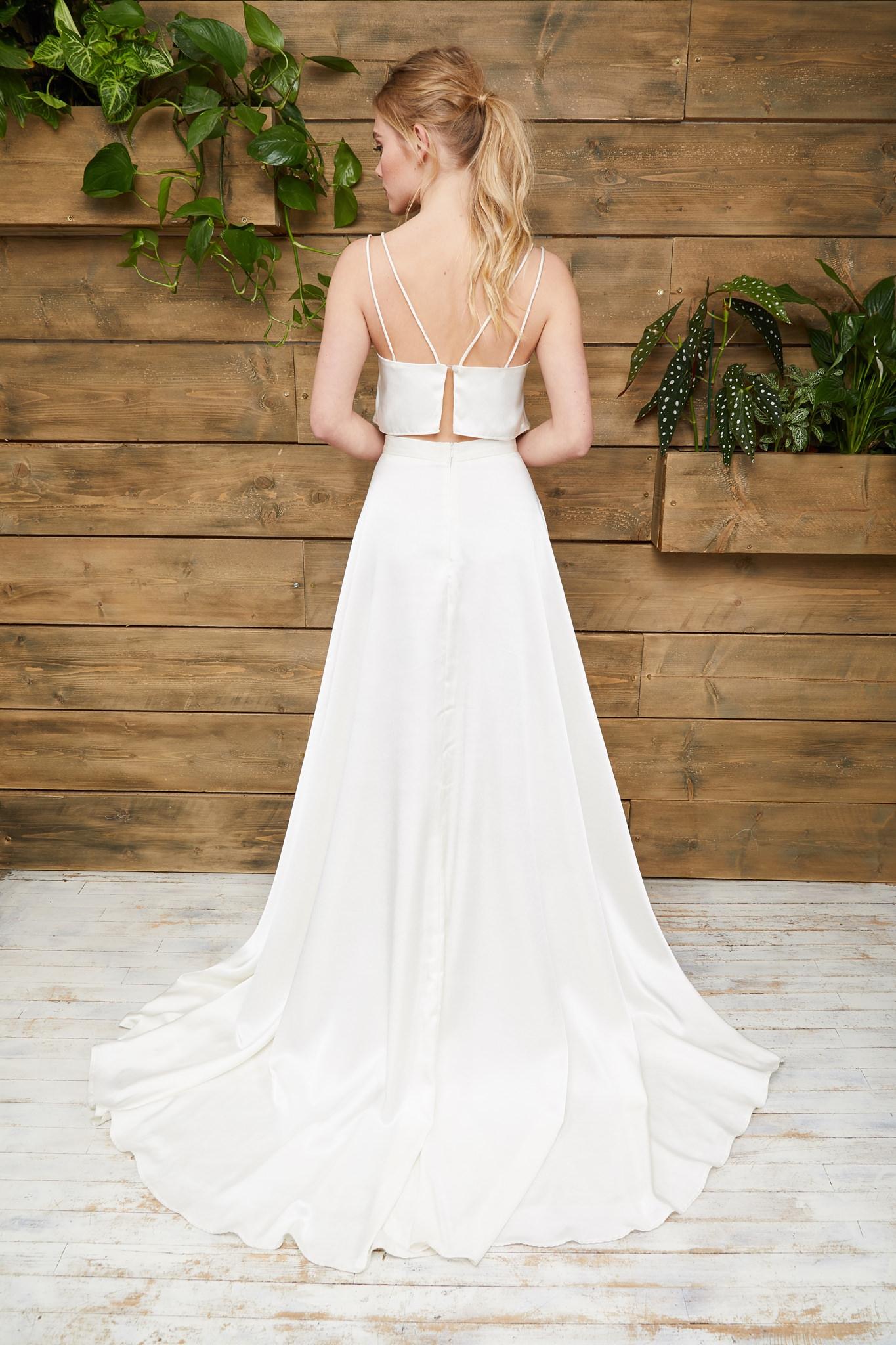 Rachel Burgess Bridal Boutique - Bridal Separates - Handmade Wedding, Boho wedding dress. Cleo&Olive Separates. E&W Couture.jpg