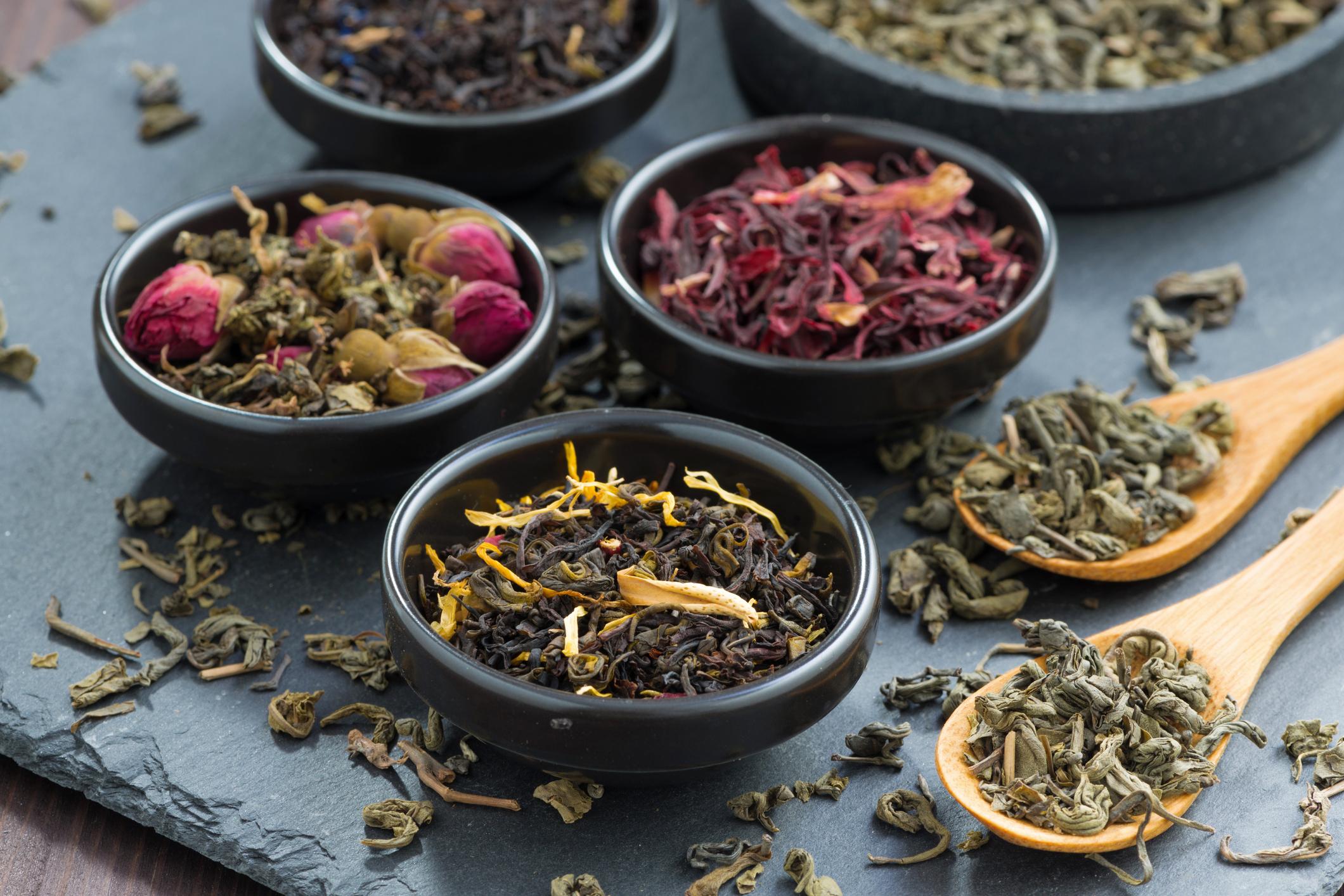 The Jackson Avenue Tea Company