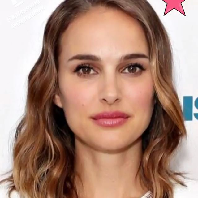 """Day two with #natalieportman press for """"Eating Animals """" Hair by me..... Makeup by @romyglow Styled by @kateyoung #campbellandcampbellsalon #anthonycampbellhair #eatinganimals #natalieportman"""