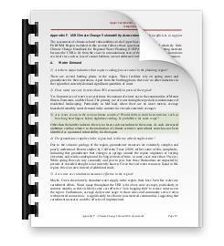 Appendix F - Vulnerability Assessment