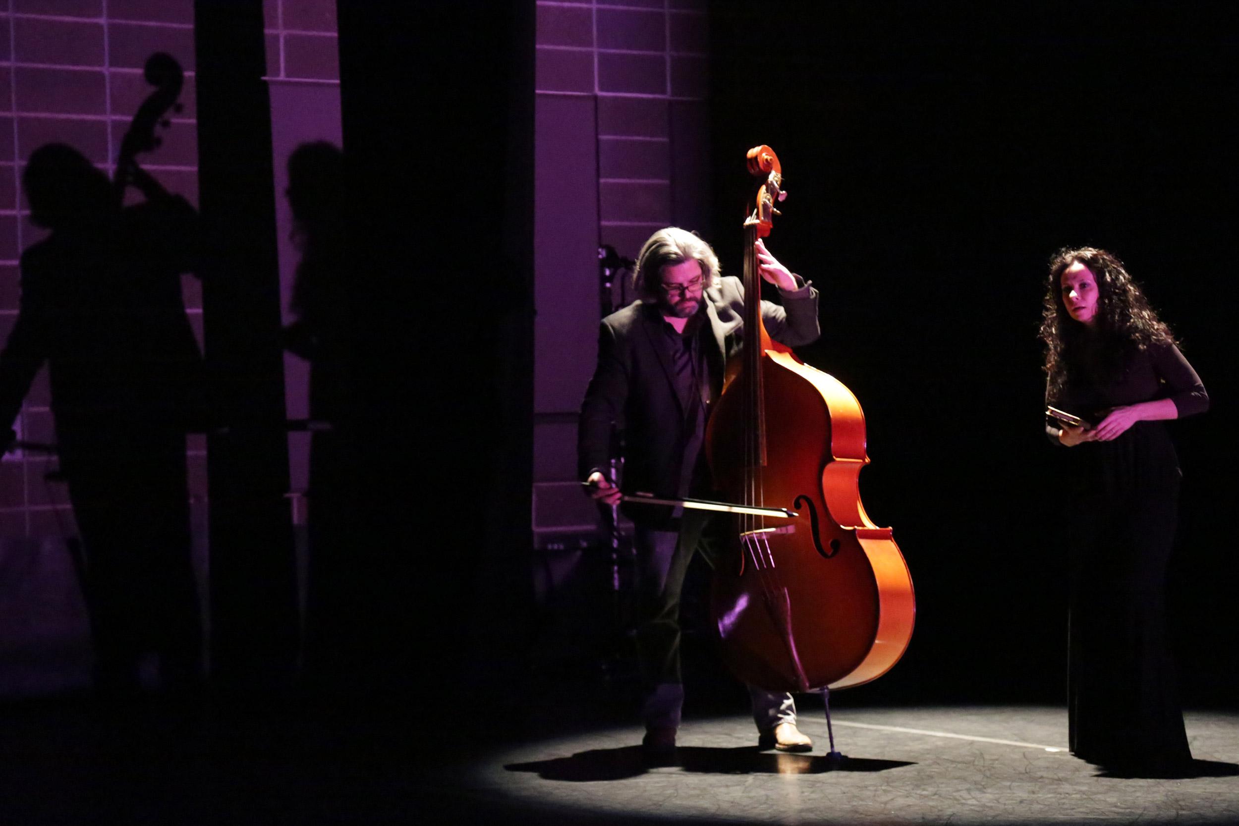 Misha Penton & Brent Fariss. Long Center for the Performing Arts, Austin