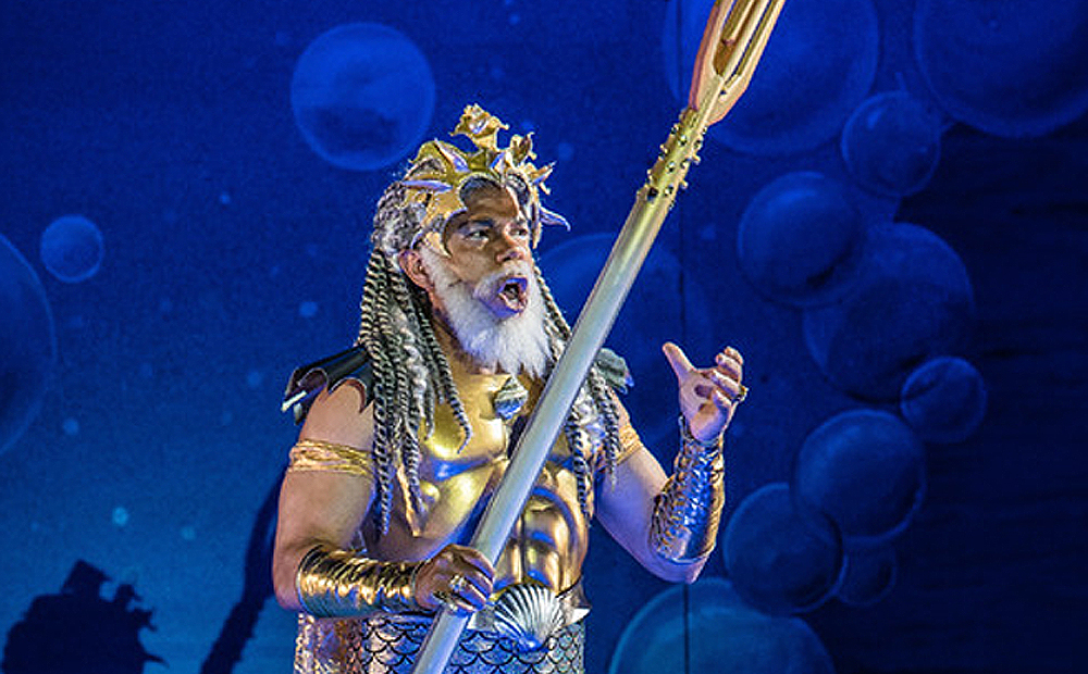 """The Little Mermaid"" - KING TRITON (The MUNY)"