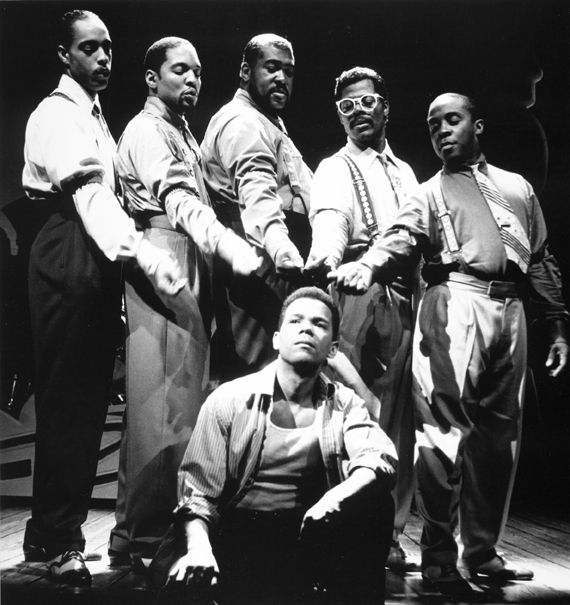"""Five Guys Named Moe"" - NOMAX (Broadway Premiere - Original Cast)"