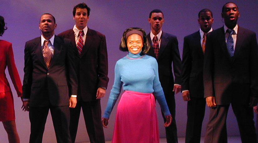 """""""The Bubbly Black Girl Sheds Her Chameleon Skin"""" - LUCAS (World Premiere - Original Cast)"""