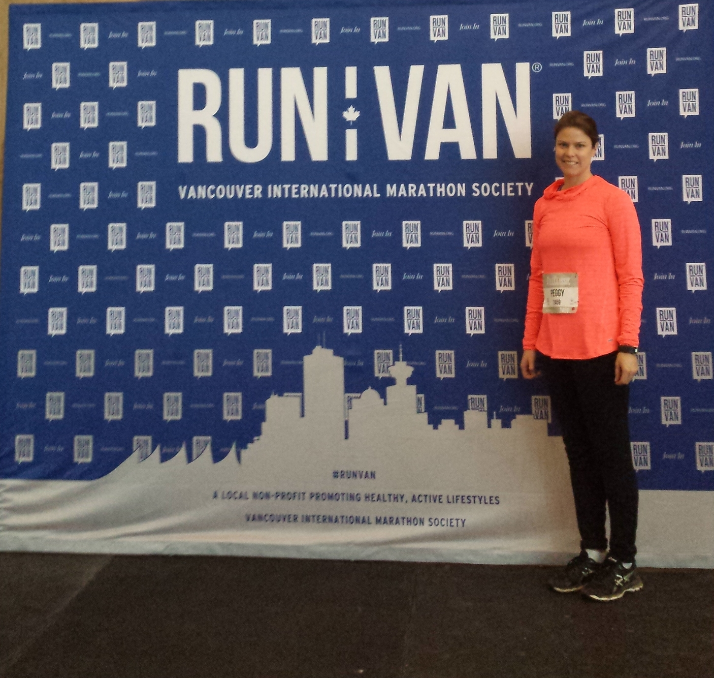Having a goal or a deadline to work toward can help stay on track with runs, create motivation and keep stress in check with regular exercise. This was at the UBC Fall Classic on November 12, 2017 where I survived a 10km.