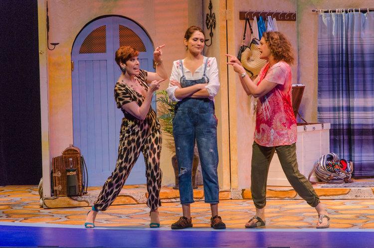 Tanya,  Mamma Mia , Arts Center of Coastal Carolina