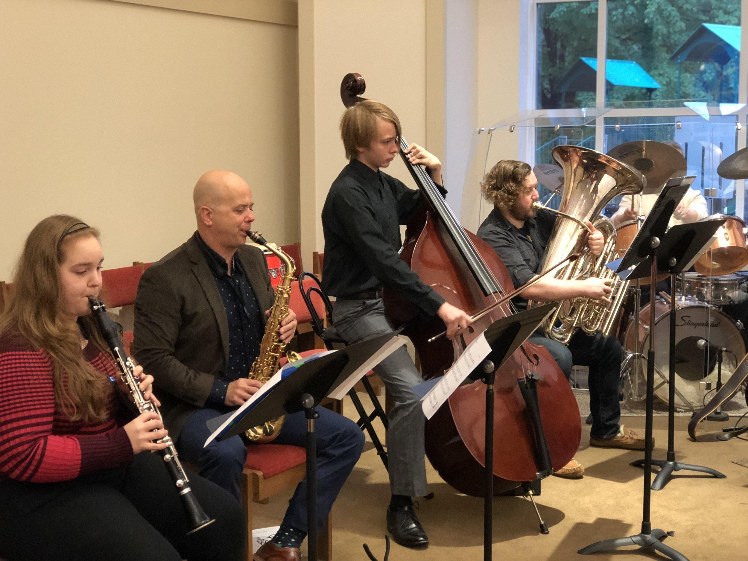 Abiding Presence Orchestra -