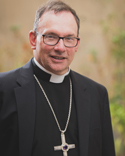 Rev. Richard Graham, Bishop of the Metropolitan Washington, DC Synod of the ELCA