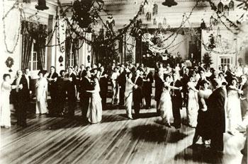 History of The Historic Martin Ballroom