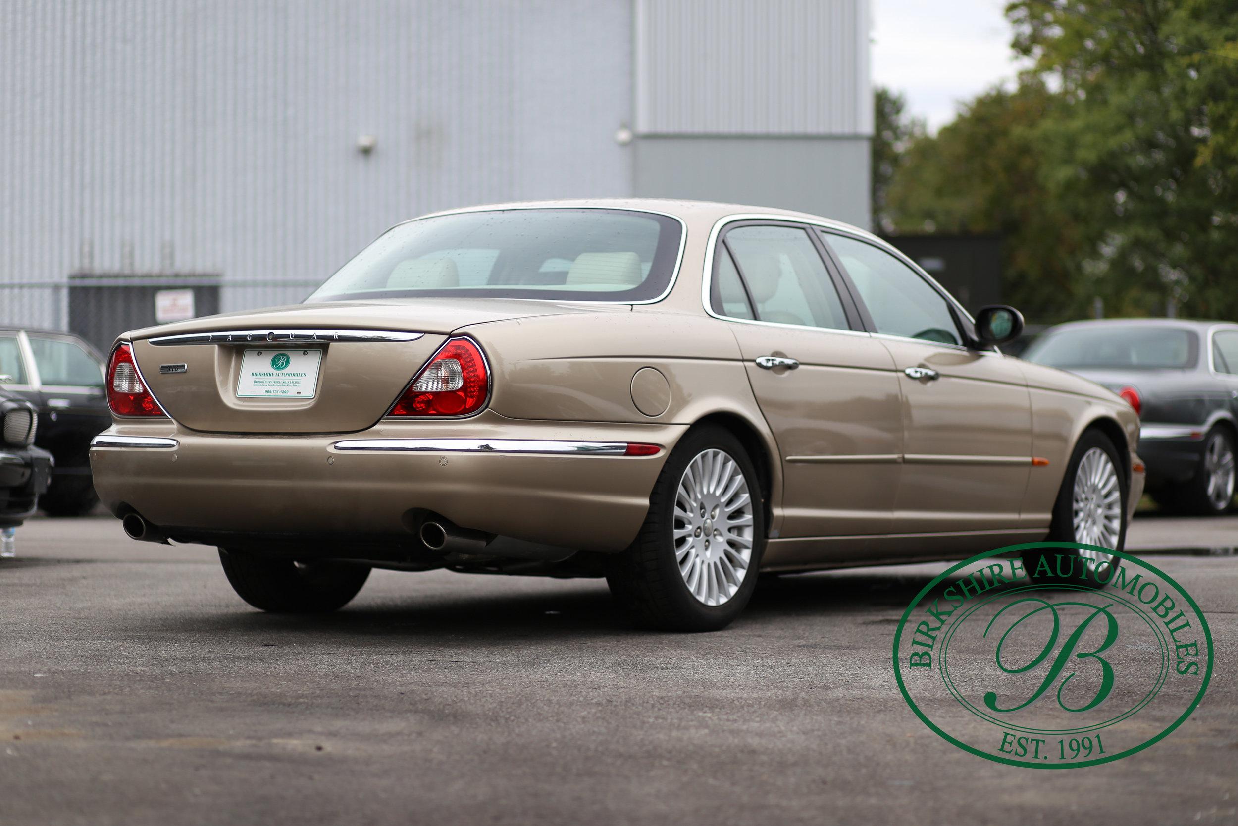 Birkshire Automobiles 2005 Jaguar XJ8