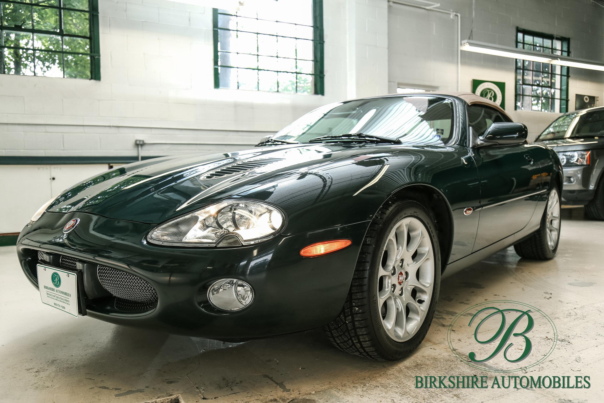 Birkshire Automobiles-2001 Jaguar XKR Convertible (11).jpg