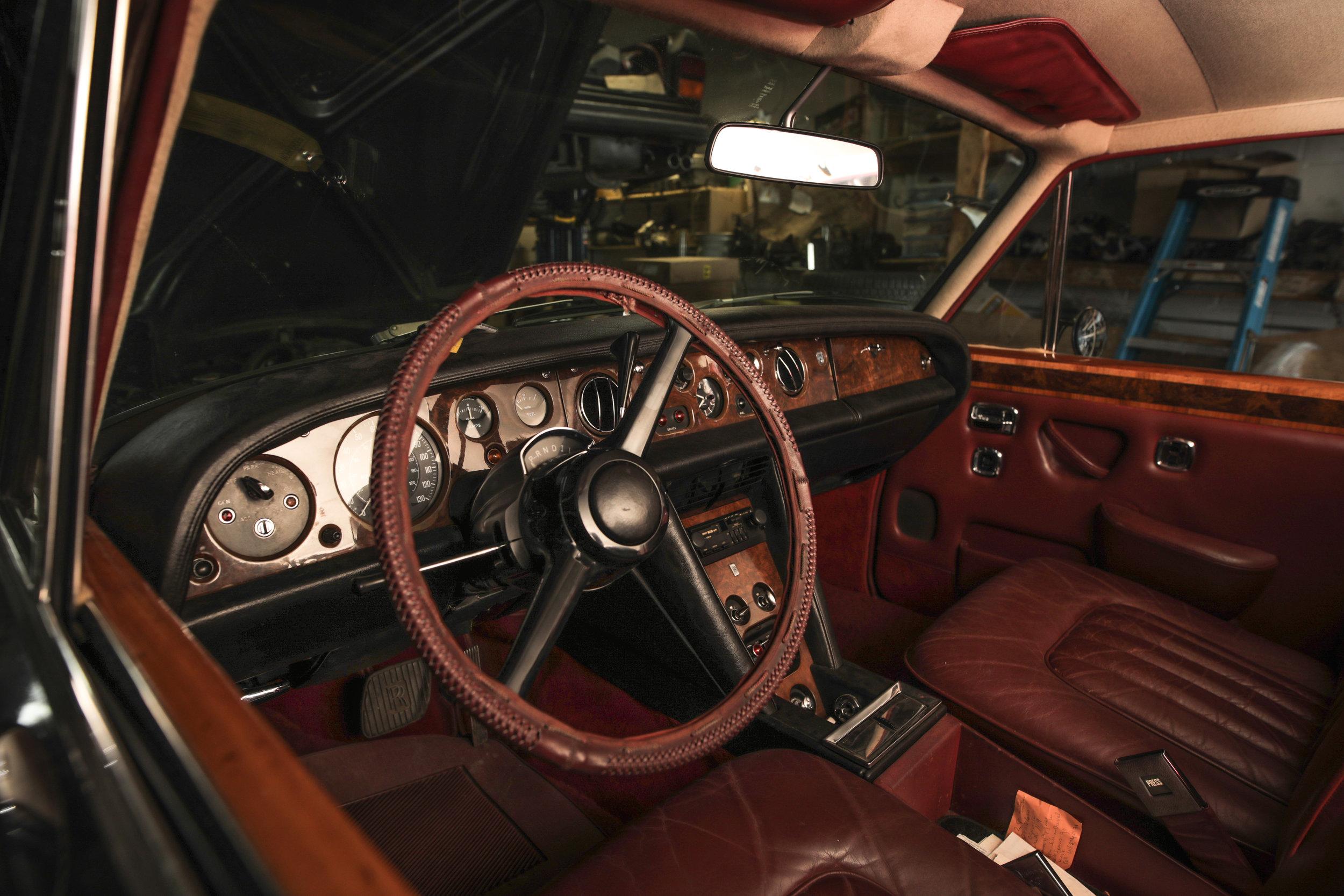 Birkshire Automobiles - 1971 Rolls Royce Service (1).jpg