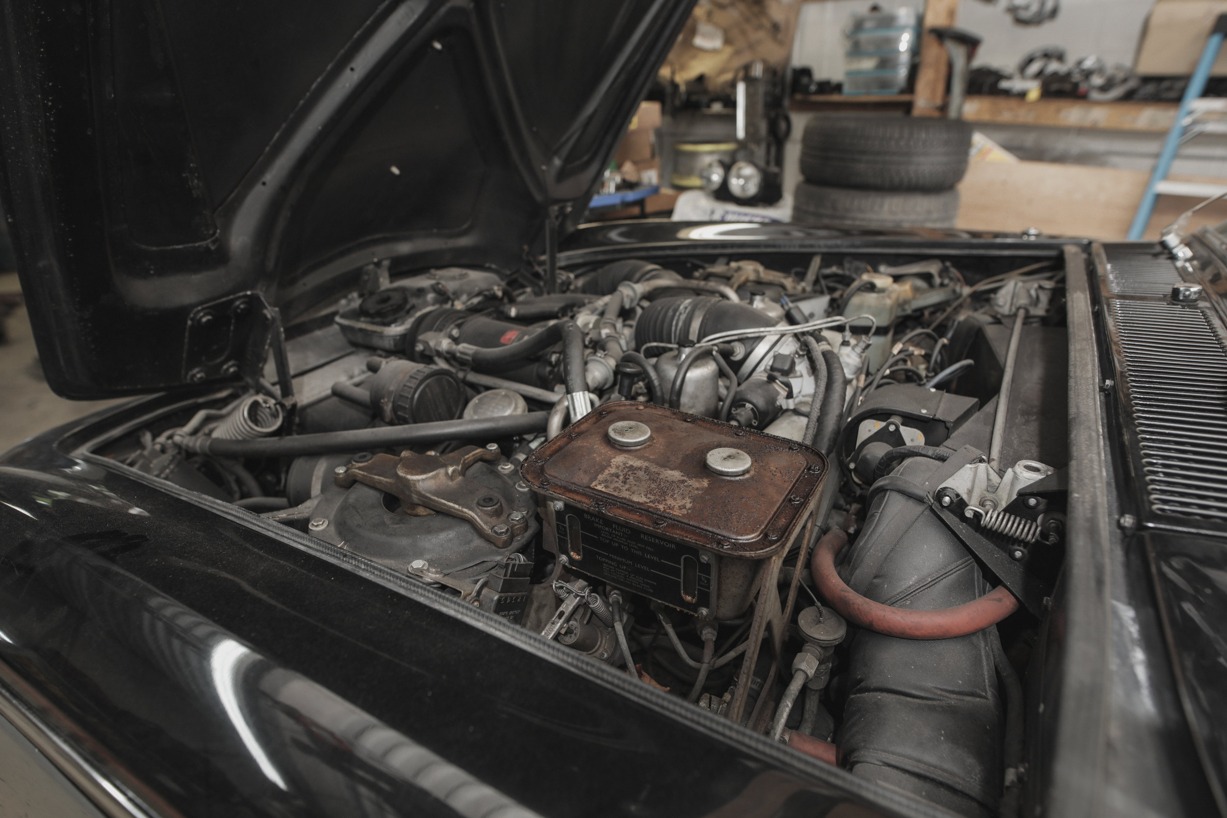 Birkshire Automobiles - 1971 Rolls Royce Service (5).jpg