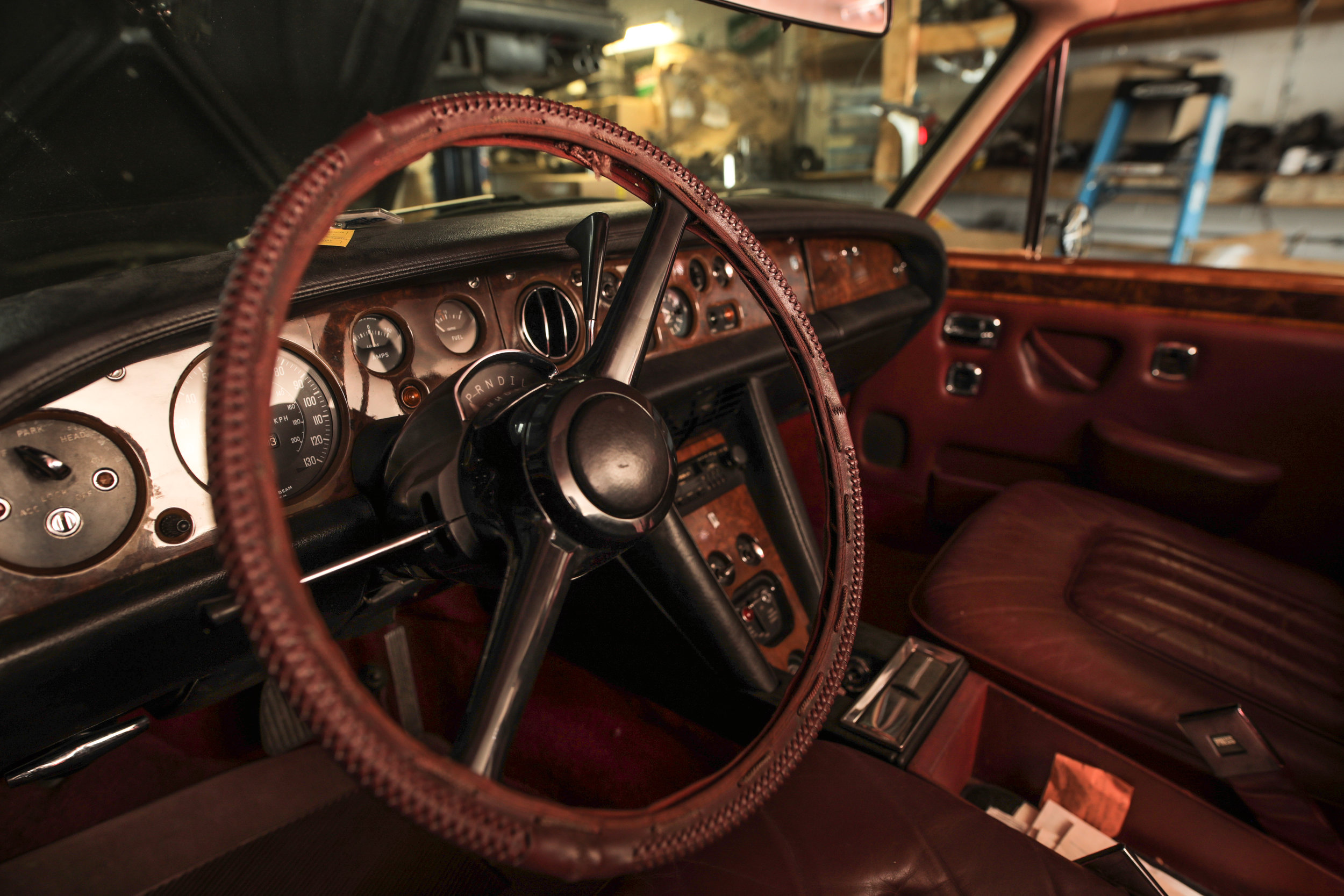 Birkshire Automobiles - 1971 Rolls Royce Service (2).jpg
