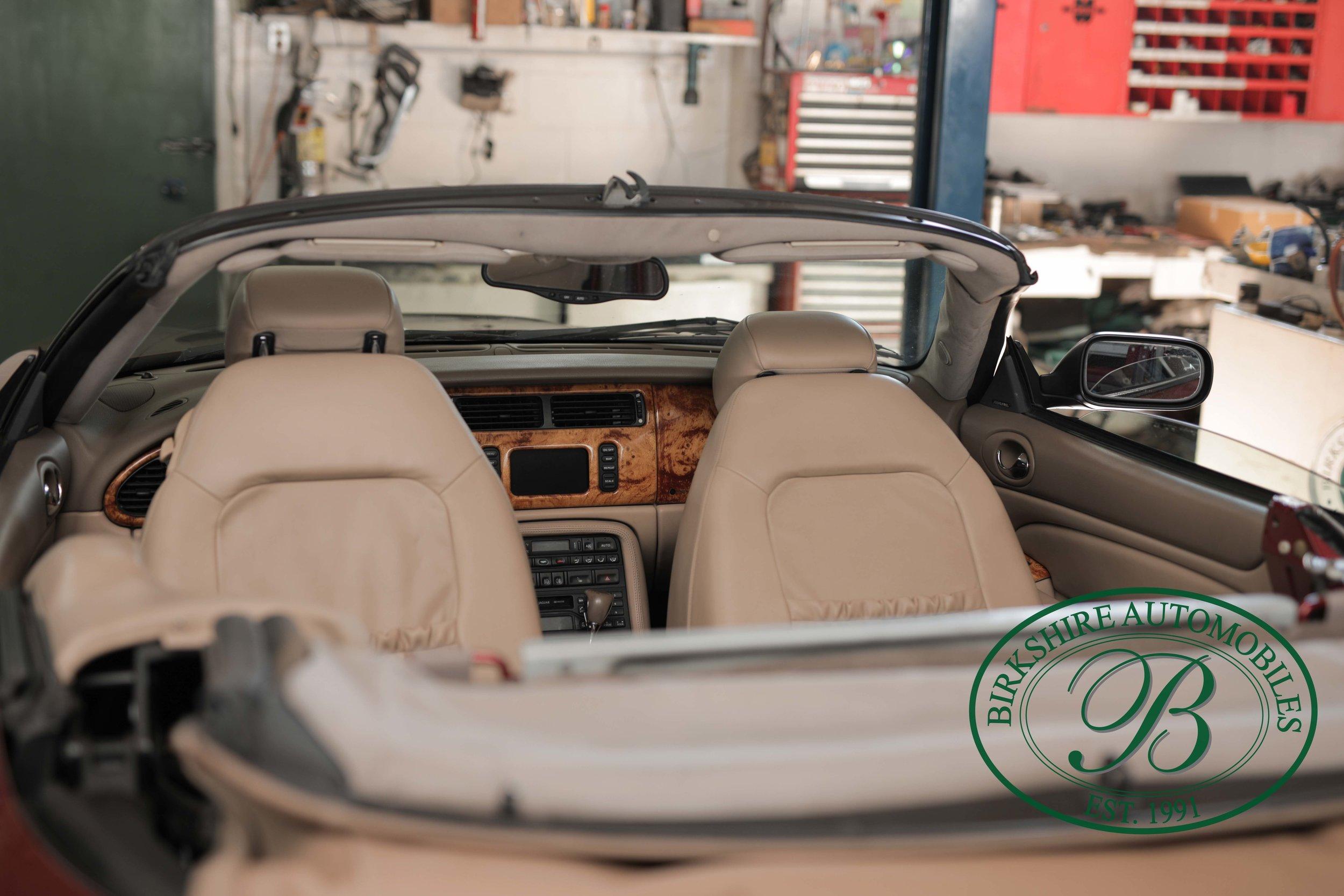 Birkshire Automobiles Britsh Car Service 2008 Jaguar XK8 Convertible-5.jpg
