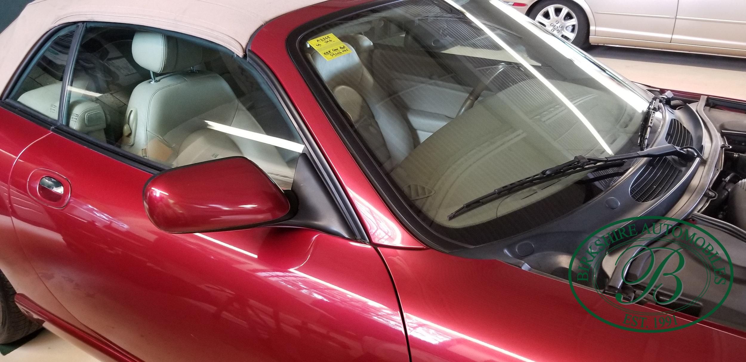 2006 Jaguar XK8 Convertible - Birkshire Automobiles Thornhill (20).jpg