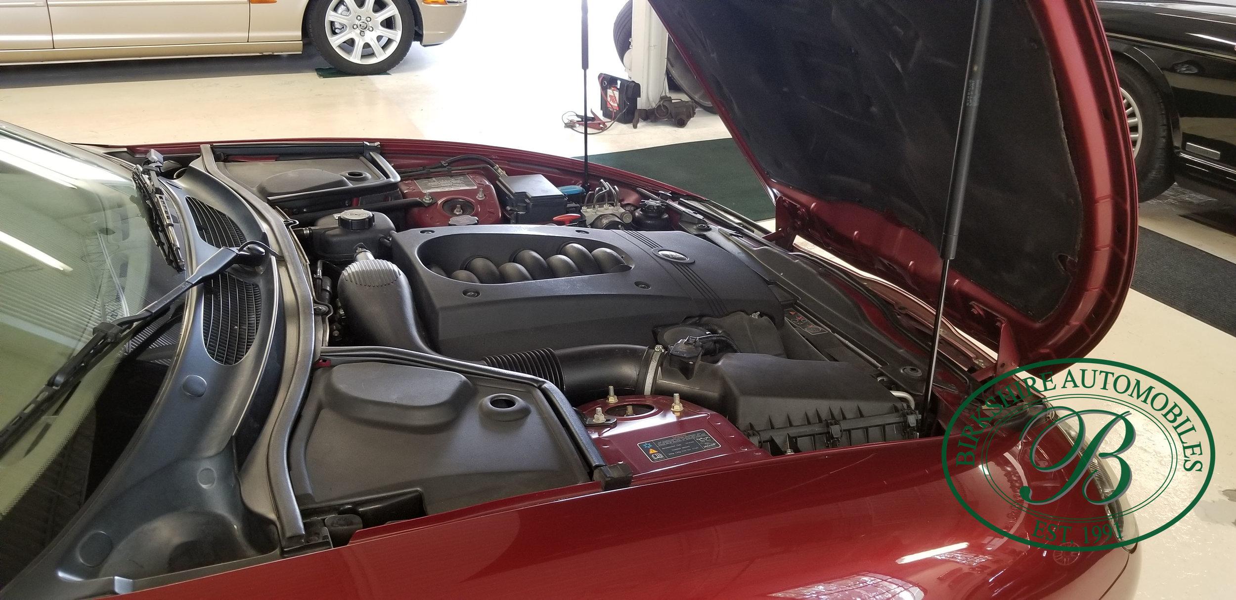 2006 Jaguar XK8 Convertible - Birkshire Automobiles Thornhill (19).jpg