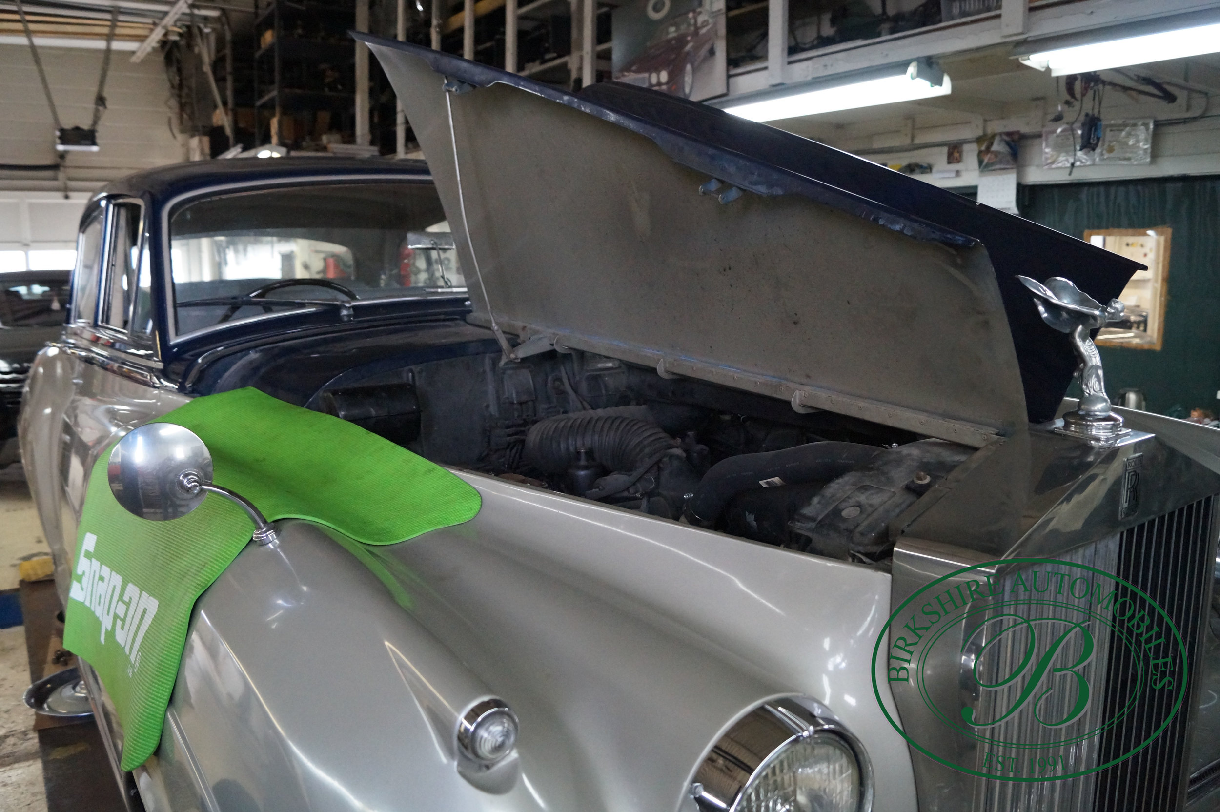 Birkshire Automobiles 1960 Rolls Royce Silver Cloud-47.jpg