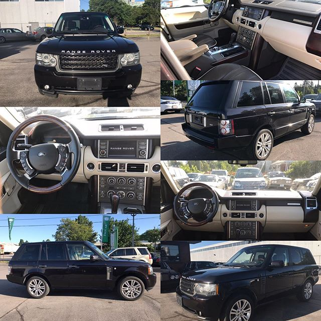 FOR SALE 2011 Range Rover Hse $21,900 plus tax 153,000 km Top of the line Range Rover. Fully loaded with heated seats, Back up camera Navigation and more. #2011rangeroversport #rangeroverforsale #rangerovertoronto #rangeroverhse #rangeroversport #rangeroverworld #rangerovercanada #rangeroversport2018 #rangeroverlife #rangeroverevogue #rangeroversporthse #carsforsaletoronto #suvforsaletoronto #carsale #RangeRoverService #RangeRoverMaintenance #RangeRoverOwners #RangeRoverSpecialist #RangeRoverParts #RangeRover #RangeRoverService