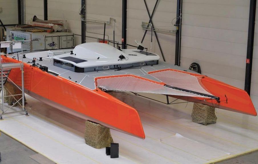 Dutch GunboatG4 w:Oceanvolt hybrids.jpg