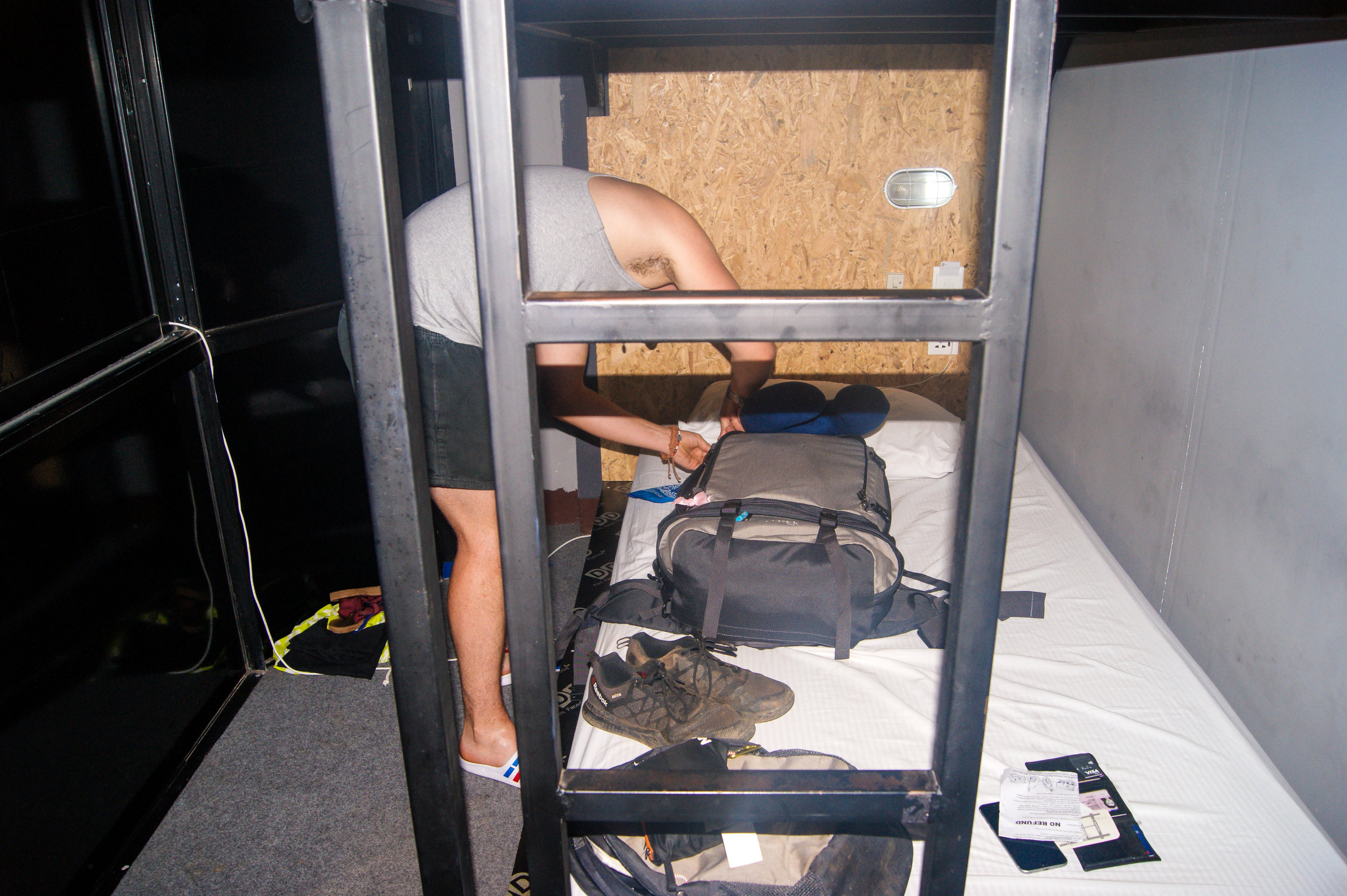 Monkey Toe Hostel