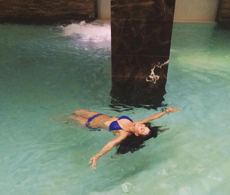 restinginwater