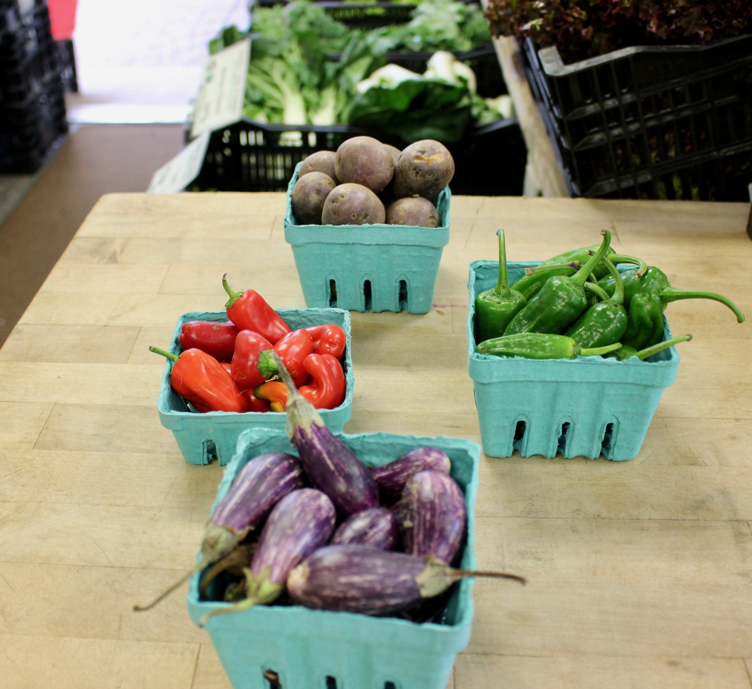 gorgeous mini vegetables at Sang Lee.jpg